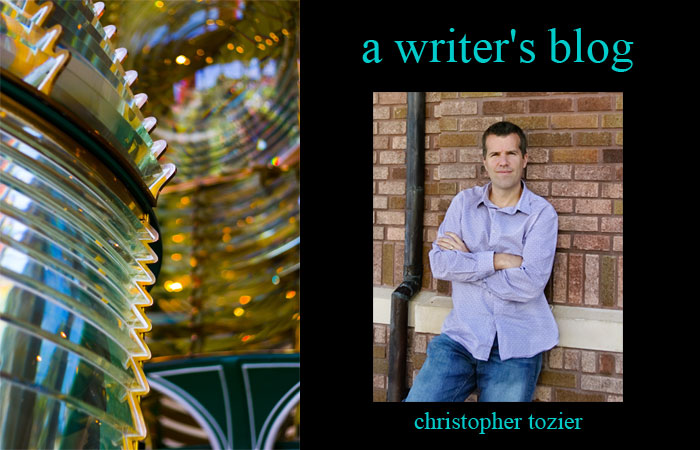 Christopher Tozier - A Writer's Blog