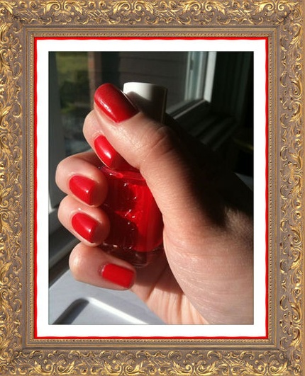 The Times New Roman: Nail Polish of the Moment: Lollipop by Essie