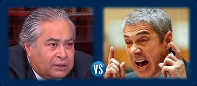 João Araújo vs José Sócrates