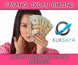1 juta rupiah per bulan dari kliksaya com
