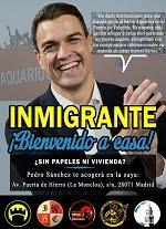 Pedro Sanchez te acogerá