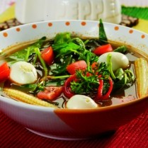 cara bikin sayur tumis kangkung telur puyuh