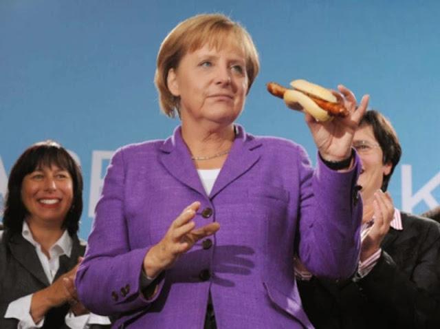 Απίστευτη ξεφτίλα! Στα όρια της χρεοκοπίας ο Δήμος Βερολίνου ενώ η Μέρκελ χρηματοδοτεί τον Ψαρρά μέσω του ιδρύματος Ρόζα κάτι για να χτυπάει την ΧΡΥΣΗ ΑΥΓΗ