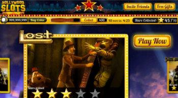 jugar Hollywood Slots para Facebook