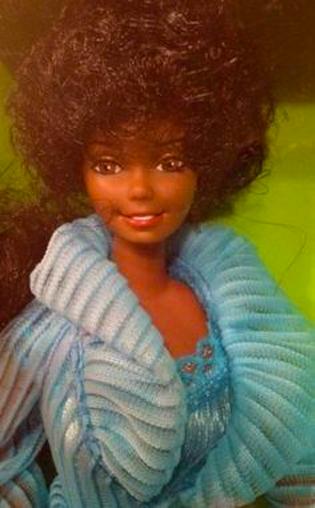 black barbie christie facts