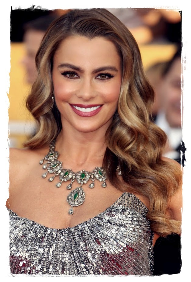 Sofia Vergara's Glossy Brown Locks Have Benefited Hugely From The