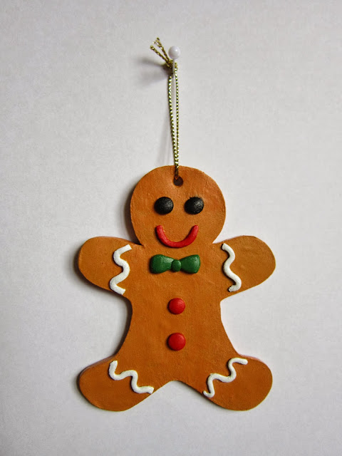 The Craft Arty Kid Old Blog Gingerbread Men Ornaments