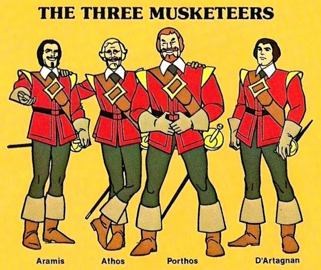 Couplet Of Books Review The Three Musketeers By Alexandre Dumas