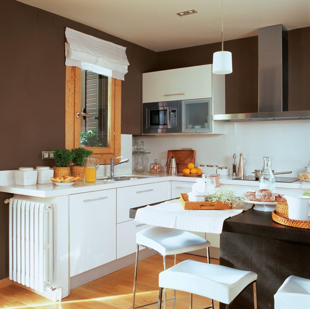 ahora me encanta, me parece superoriginal el color de los muebles