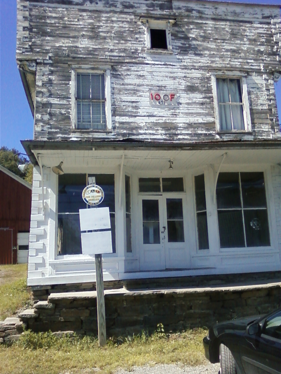 Rush Lodge
