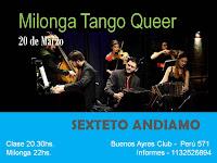 Fiesta con el Sexteto Andiamo!
