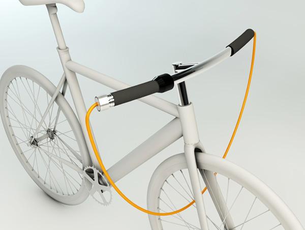 Bike That Locks Itself Creative Bike Locks And Cool