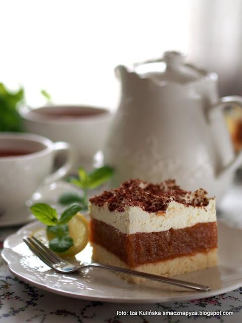 jabłecznik z pianką , szarlotka ze śmietanową pianką , biszkopt , bita śmietana , ciasto , deser , desery , moje wypieki , domowe wypieki , najlepsze przepisy , najsmaczniejsze dania , kuchnia polska , ale ciacho , ciasto na niedzielę ,