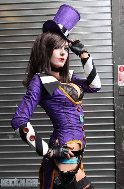 New York Comic Con Cosplay Mad Moxxi