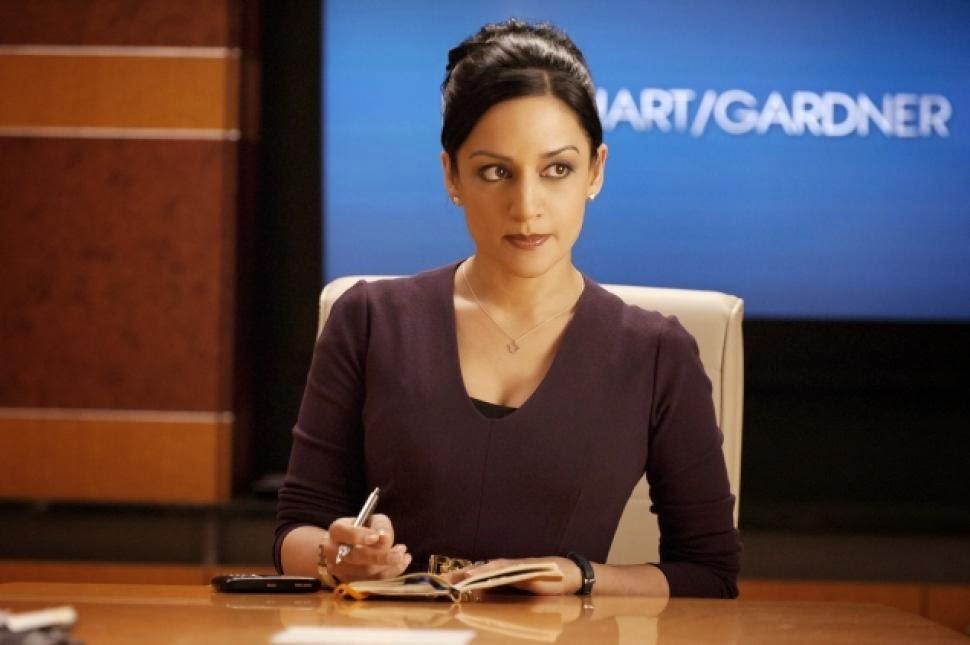 The Good Wife - Season 6 - Archie Panjabi to Exit