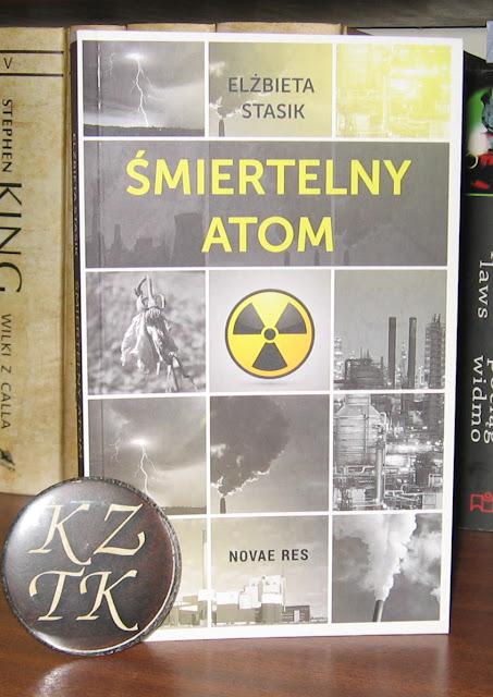 Rozdawajka książkowa śmiertelny atom