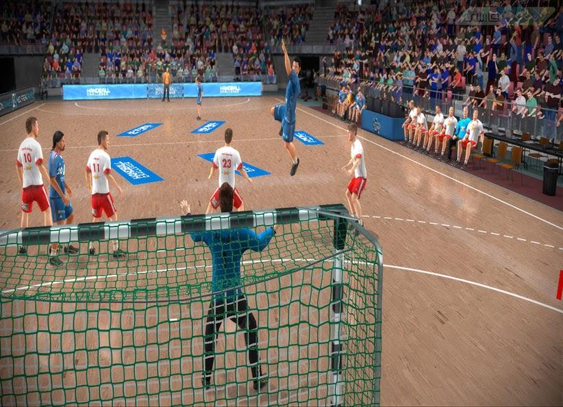 IHF Handball Challenge 14 - PC FULL SKIDROW [Free]