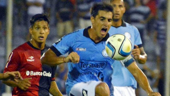 amistoso 2015 belgrano de cordoba 0 newells old boys 3
