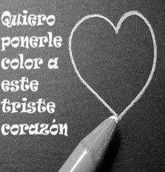 Frases De Amor: Quiero Ponerle Color