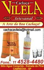 Cachaça Vilela - Cabreúva