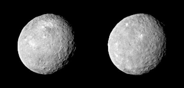 Como seria viver no planeta anão Ceres?