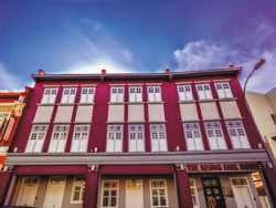 Hotel Bintang 3 di singapore - The Keong Saik Hotel