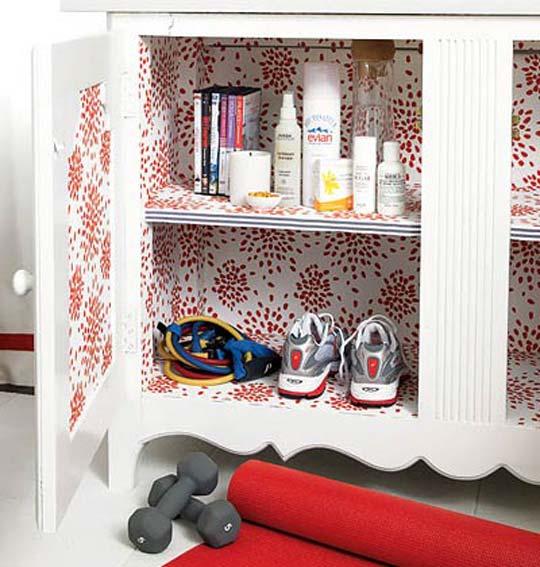 Home Gym Storage Ideas: The Flagship Blog: Home Gym Ideas For A Cozy Apartment
