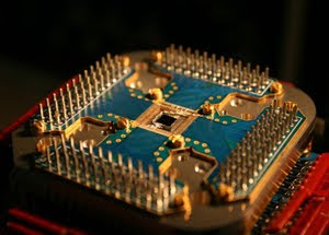 Ultrafast Quantum Computers dream comes reality with 10 Billion bits Silicon Chips