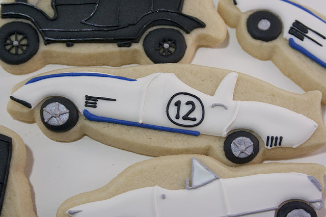 corvette cookie