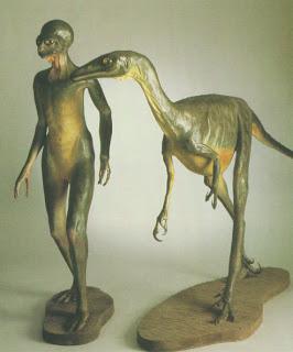 Los Reptilianos