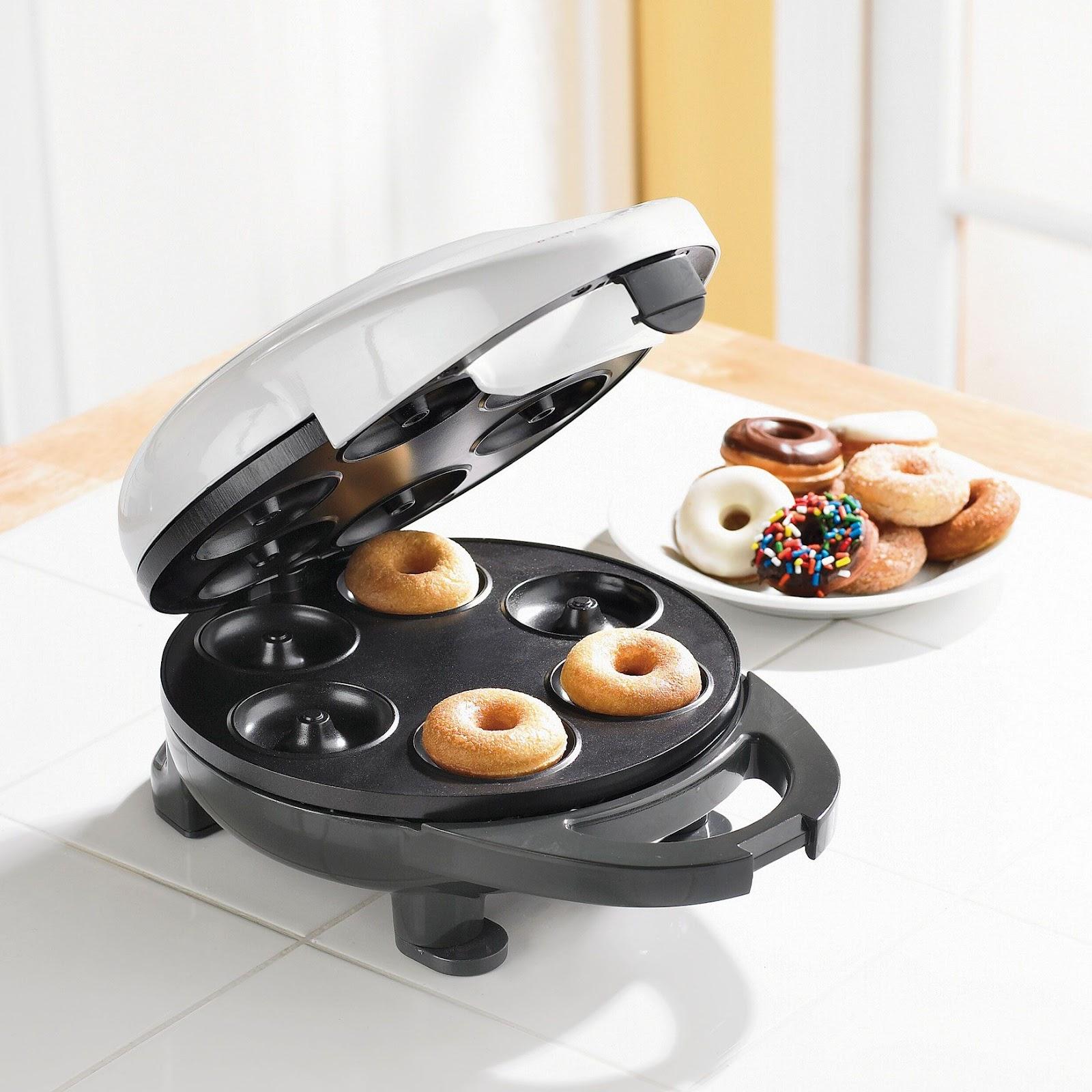Рецепт для пончиков аппарата