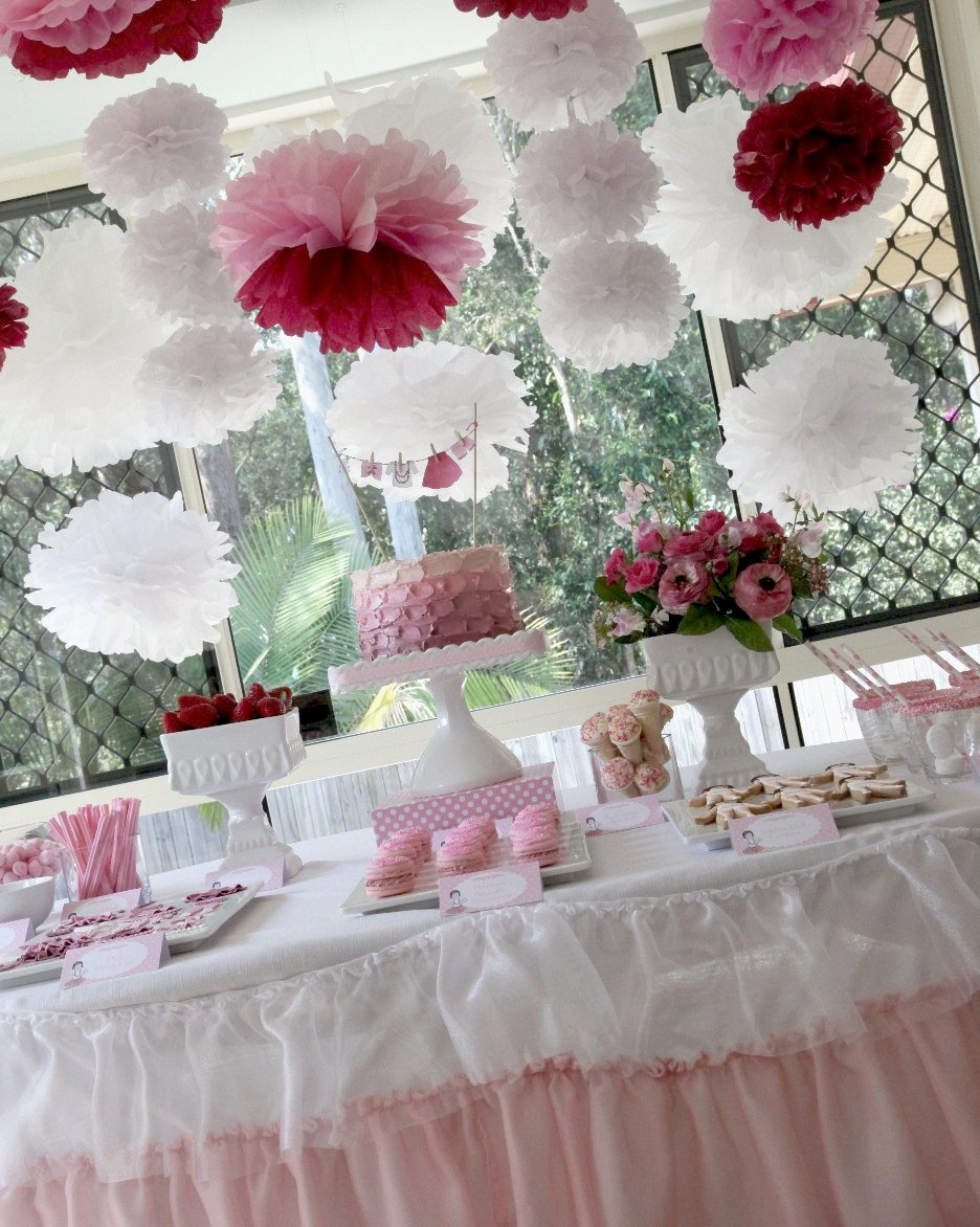 Party Table Decorations Ideas