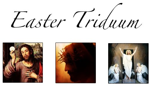 Catholic Fire The Easter Triduum
