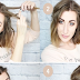 Messy Braided Ponytail Hairstyle Tutorial For Shorten Hair