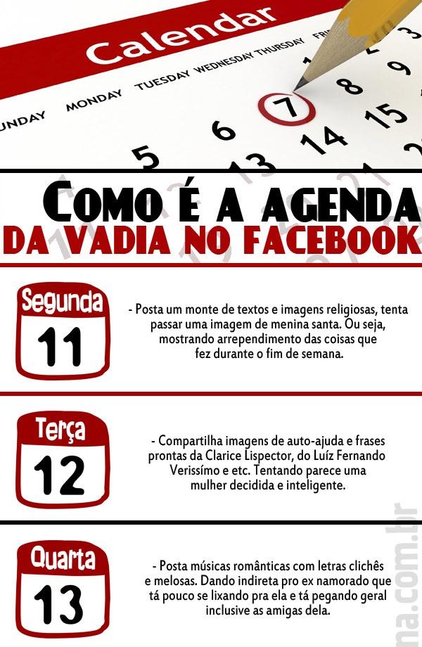 Facebook vadia