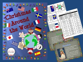 my students have always adored learning about christmas traditions around the world we try to learn about christmas in other countries throughout the month