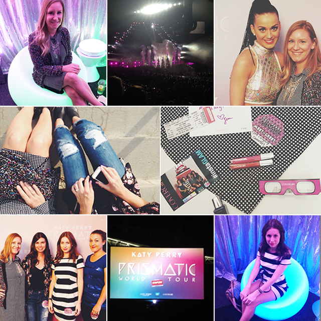 Lions lace lattes prismatic world tour and meeting katy perry last week katy perry was in calgary for her prismatic world tour my fellow calgary blogger brittany of life set sail and i were lucky enough to get to get m4hsunfo