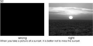Совет 32. Когда вы снимаете солнечный заказ, необходимо использовать ручные настройки  выдержки и диафрагмы, автомат такие снимки делает очень плохо.