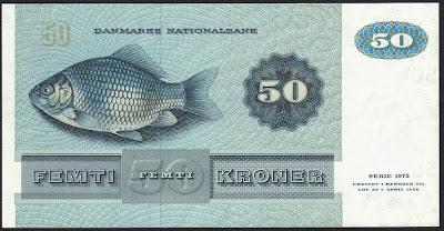 Danimarca 50 Kroner 1996 P# 50