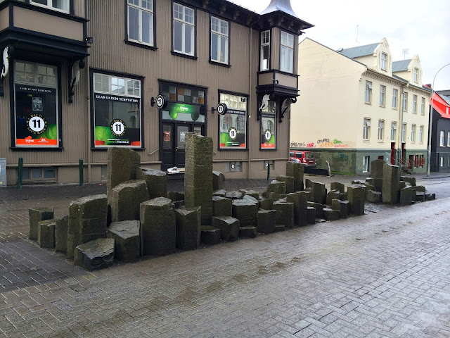 iceland, reykjavik, travelling, stones