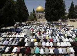 Muslim Sulit Masuk Al Aqsa karena Hari Raya Yahudi
