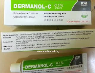 Dermanol C