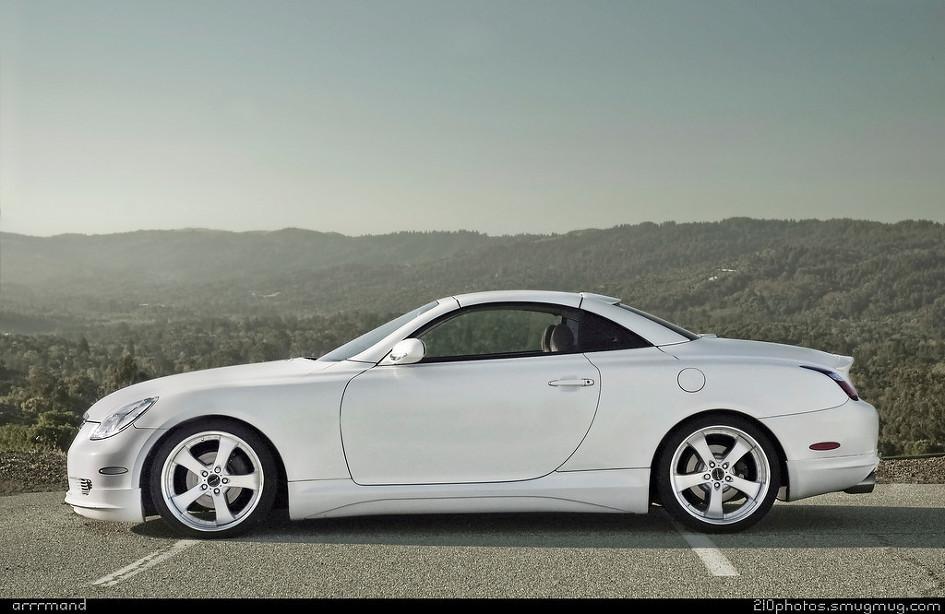 Lexus SC430, UZZ40, V8, kabriolet, modyfikacje, zdjęcia