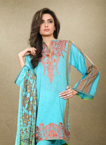 Mausummery Summer Lawn Prints 2015
