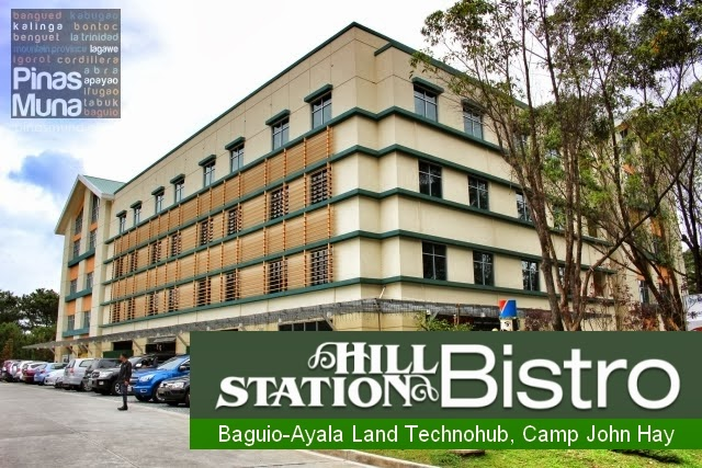 Hill Station Bistro Baguio Technohub Now Open