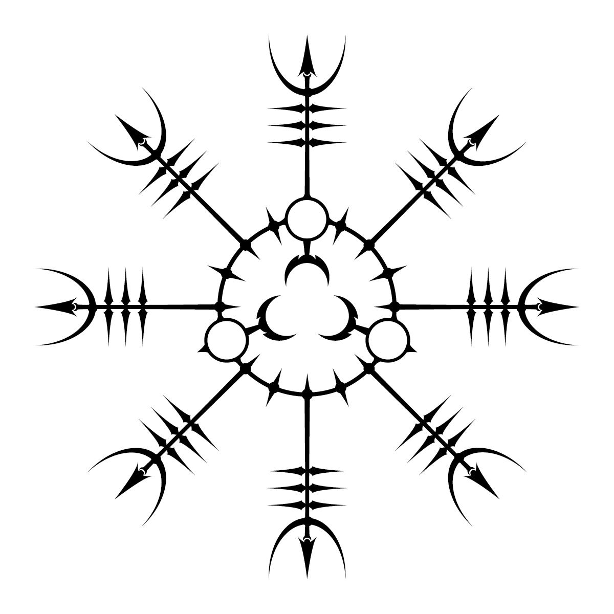 Valknut Odins Symbol of Norse Viking Warriors
