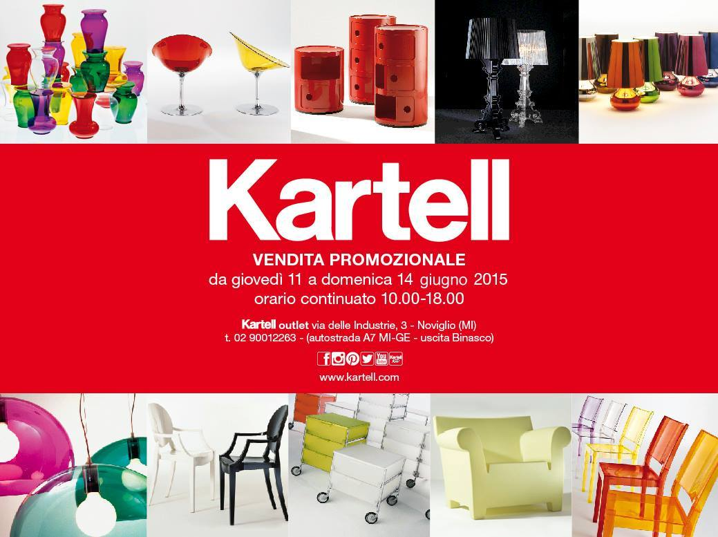 Emejing Outlet Kartell Binasco Ideas - Home Design - joygree.info