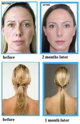 Argan Oil Before and After Photos