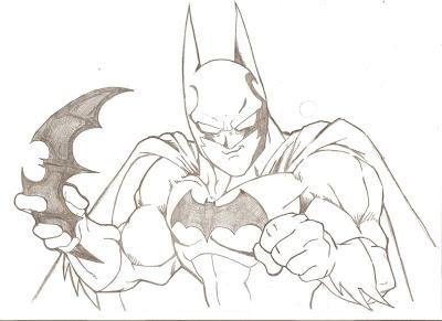 akira toriyama, batman, fan art, superheroe, manga
