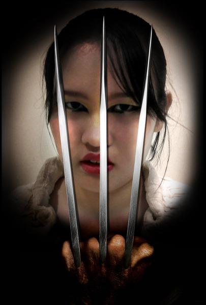 Violet Jovovich Hai Nin Yeoh